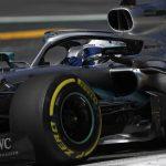 Bottas empieza al frente, pero con problemas, y Sainz sexto