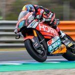 Carrera Moto2 Jerez en directo: Caída múltiple y bandera roja