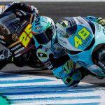 Carrera Moto3 Jerez en directo: victoria de Antonelli y Canet, 4º