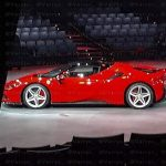 El nuevo superdeportivo híbrido de Ferrari se muestra a solo unas horas de sus presentación