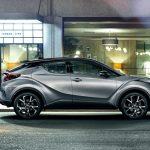 El Toyota CH-R recibirá el sistema híbrido de 2.0 litros y 180 CV: Llegará en cuestión de semanas