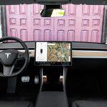El uniforme no le queda nada mal al Tesla Model 3 ¿Llegaremos a verlo 'apatrullando' la ciudad?