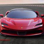 Ferrari SF90 Stradale: El primer Ferrari híbrido enchufable de la historia