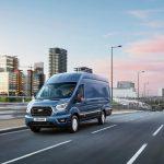 Ford Transit. Llegará con una mayor capacidad de carga
