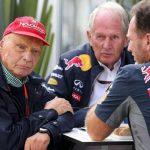 Lauda quería que Mercedes motorizase a Red Bull