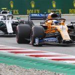 Mercedes vuela, Sainz es 6º y Ferrari se centra en los Pirelli