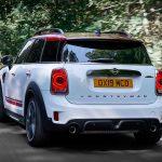MINI John Cooper Works Countryman 2019: El crossover deportivo ahora con 306 CV