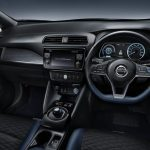 Nissan Leaf Autech. Con tintes deportivos