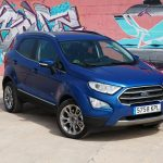 Prueba Ford EcoSport 1.5 EcoBlue 125 CV 4×4: Por encima de sus rivales fuera del asfalto