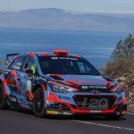 Victoria y liderato para Iván Ares en el Rally de Tenerife