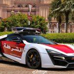 [Vídeo] El Lykan HyperSport de la policía de Abu Dhabi protagoniza un nuevo vídeo