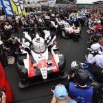 24 Horas de Le Mans en directo: El Toyota 7 se mantiene lider