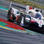 Alonso, ganador de Le Mans y campeón del mundo del WEC