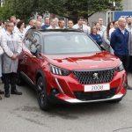 Así luce al natural el nuevo Peugeot 2008