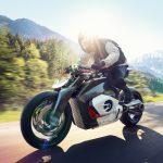 Así será la primera moto eléctrica de BMW