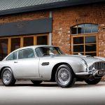Aston Martin DB5 Goldfinger. Se subasta el ejemplar original