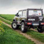 Delta 4x4 transforma tu Suzuki Jimny en una bestia inspirada en el Dakar