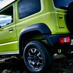 El Suzuki Jimny estrena versión con caja automática