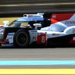 El Toyota de Fernando Alonso empieza mandando en Le Mans