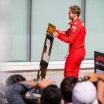 Ferrari pedirá que se revise la sanción a Vettel y no apelará
