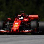 Ferrari se acerca a Hamilton y Sainz ya prepara la remontada