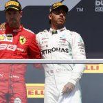 """Hamilton: """"Posiblemente yo hubiera hecho lo mismo que Vettel"""""""