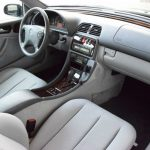 Indestructible: este Mercedes CLK está a la venta... y tiene la friolera de 930.842 kilómetros