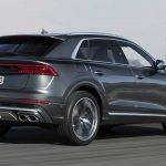 ¡Oficial! Audi SQ8 2019: 435 CV y micro-hibridación por cortesía del V8 4.0 TDI