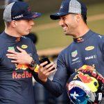 """Ricciardo: """"Verstappen es más rápido que Vettel"""""""