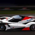 Toyota Gazoo Racing disputará el WEC con este hypercar
