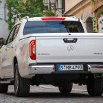 Al Mercedes Clase X le queda cuerda para rato