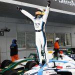 Álex Palou consigue su primera victoria en la Súper Fórmula