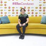 Ana Carrasco, embajadora de la campaña #EllasConducen