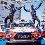 Dani Sordo roza el Top 10 en el ránking de podios del Mundial