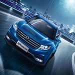 Dongfeng DFSK 580. El nuevo SUV chino llega a España