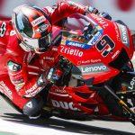 Ducati hace oficial la renovación de Petrucci por un año