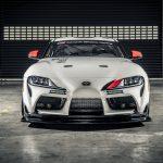 El Toyota GR Supra GT4 llegará el año que viene y aquí tienes algunos detalles