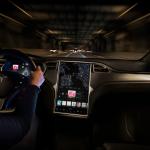 Netflix y Youtube llegarán pronto a Tesla: El coche, como el salón de tu casa
