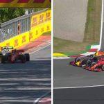 ¿Por qué castigó la FIA a Vettel en Canadá y no a Verstappen?