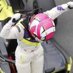 Primera victoria de Marta García desde la pole en las W-Series