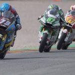Resumen Moto2 y Moto3: Dalla Porta y Márquez se imponen