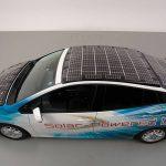 Toyota. Apuesta por la energía solar