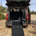 Toyota. Presenta sus nuevos vehículos para transportar personas con movilidad reducida