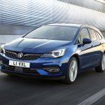 Vauxhall Astra. 'Nuestro' Opel Astra ya se vende en Reino Unido
