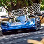 Volkswagen ID.R: primer coche eléctrico que gana a un F1