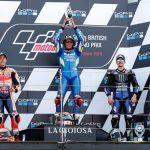 20 tripletes en MotoGP y 35 de victorias en las tres categorías