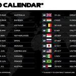 Calendario provisional de la Fórmula 1 2020: Dos nuevos circuitos y adiós al GP de Alemania