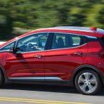 Chevrolet Bolt EV. Gana un 10% de autonomía