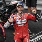 Ducati está a una victoria de las 50 en la historia de MotoGP