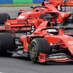 En directo: Ferrari, al ataque